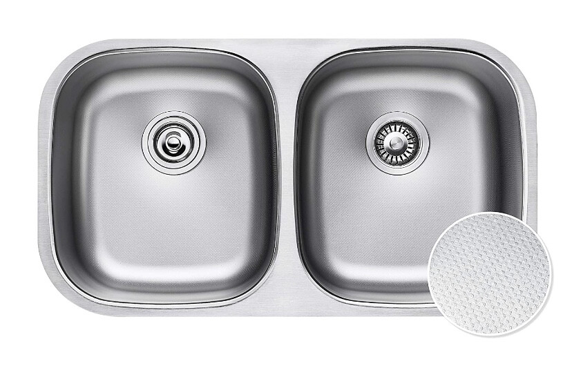 Kraus KBU-22E Kitchen Sink