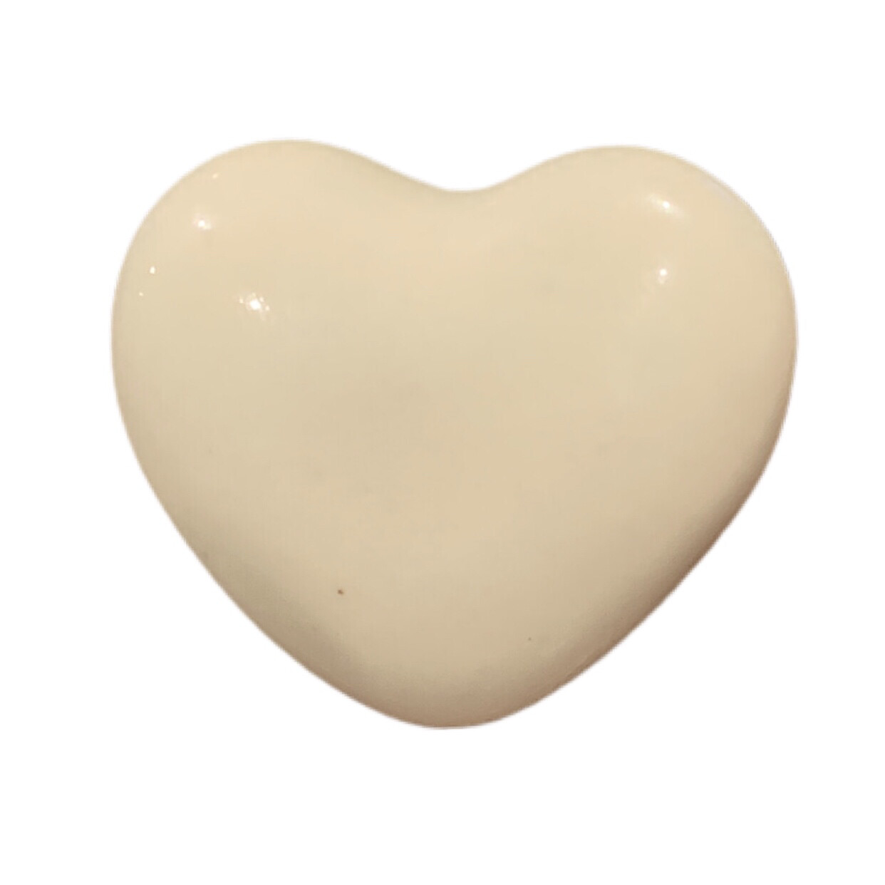 Ceramic Solid Color  Heart Shape  Knob 24A