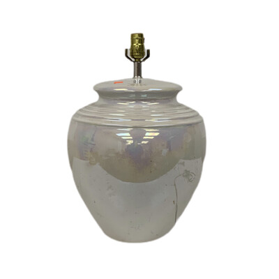 Pearl Tint Table Lamp