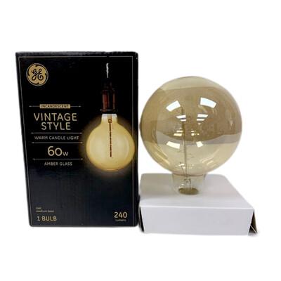 GE Profile Vintage Style Incandescent Bulb G40
