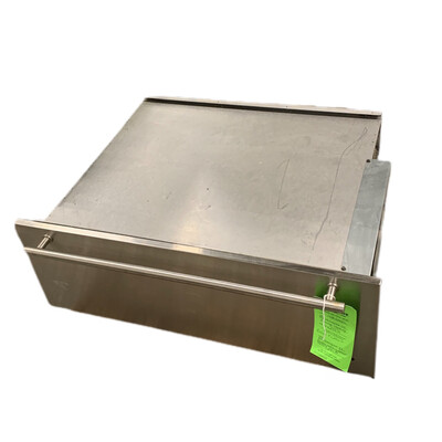 GE Monogram SS Electric Warming Tray
