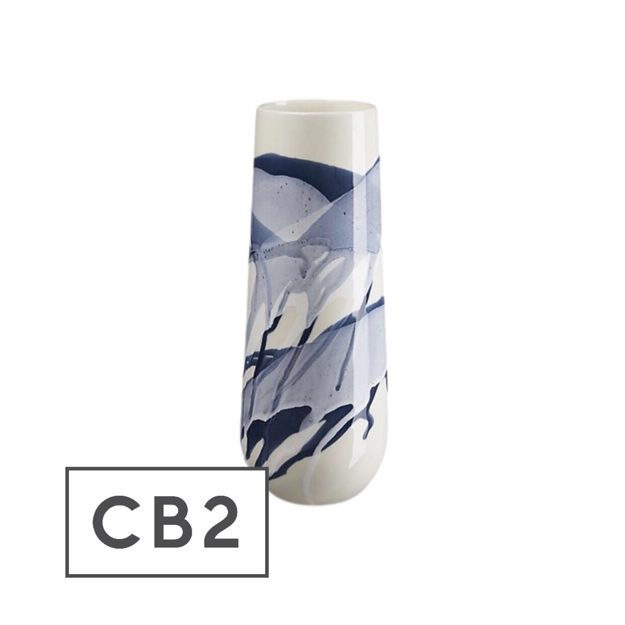 CB2 Marinha Vase