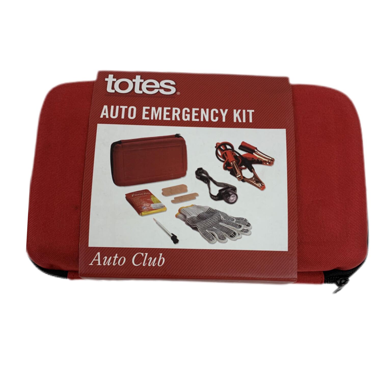 Totes Auto Emergency Kit