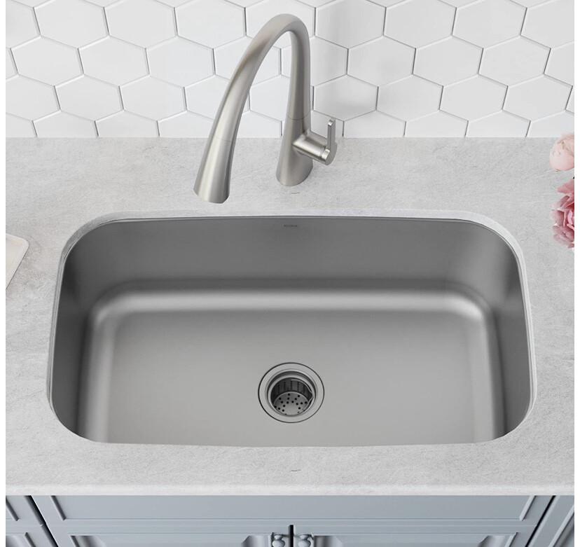 Kraus KBU14 Undermount Kitchen Sink