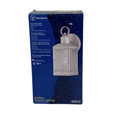 Westinghouse Fashion Exterior Lighting Fixture