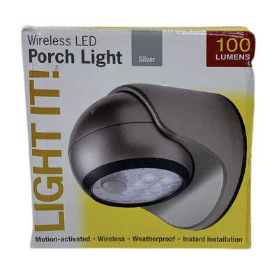 Light It! Wireless LED Porch Light