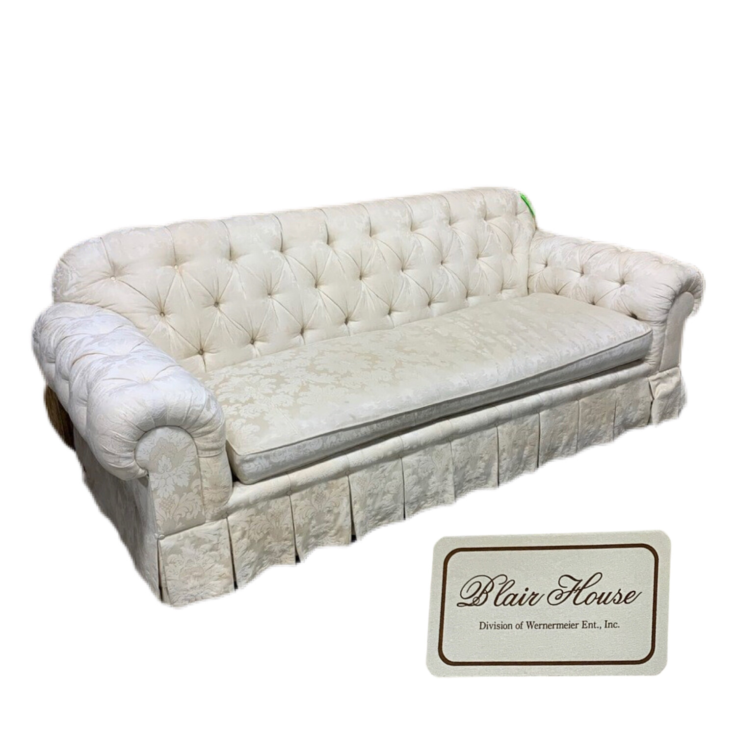 Blair House White Sofa