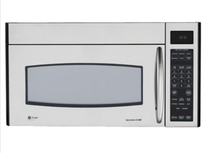 GE Profile Spacemaker XL1800 Microwave