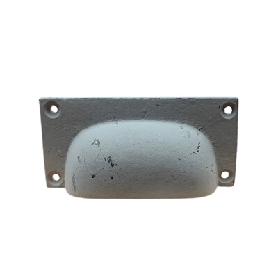 Grey Drawer Pull 13B