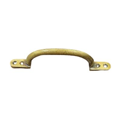 Antique Brass Handle 14C