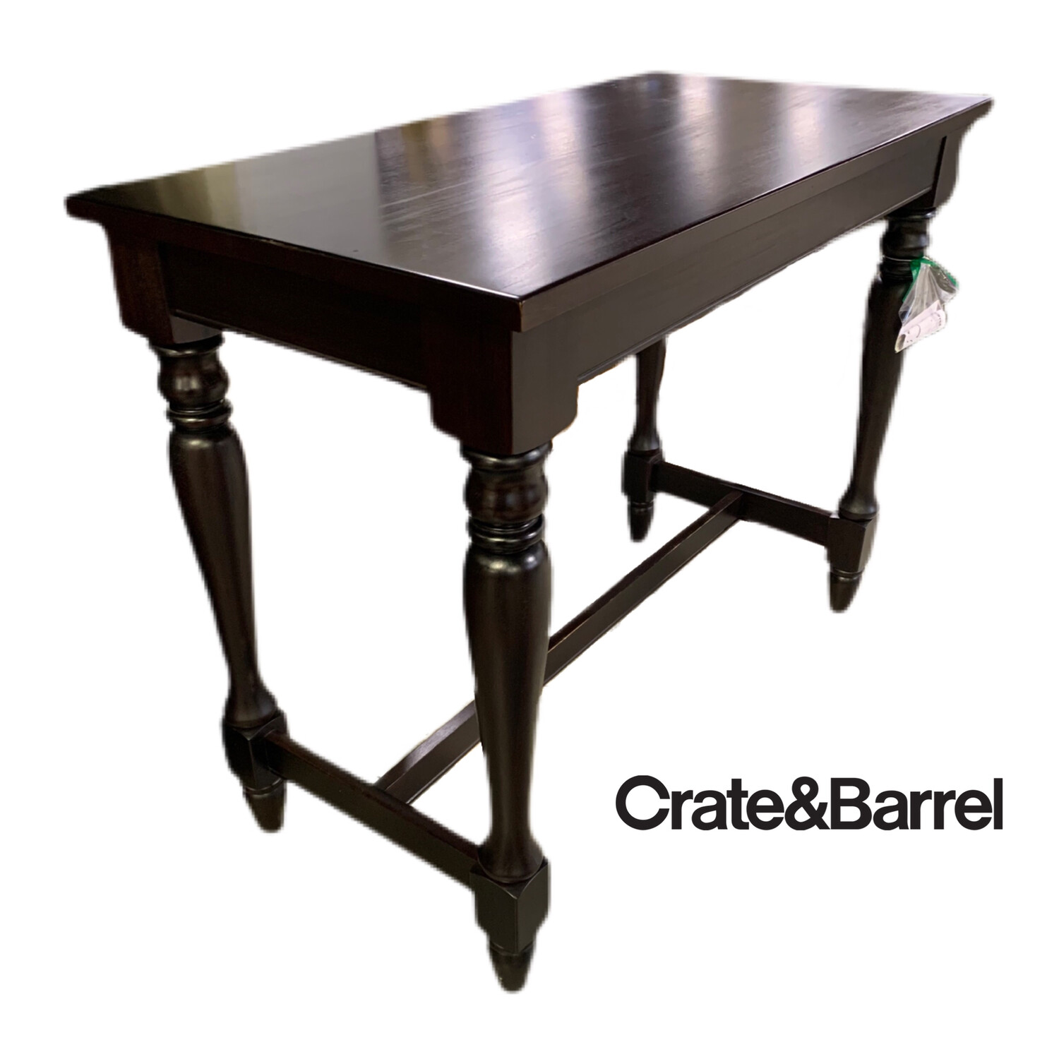 Crate & Barrell Tall Table