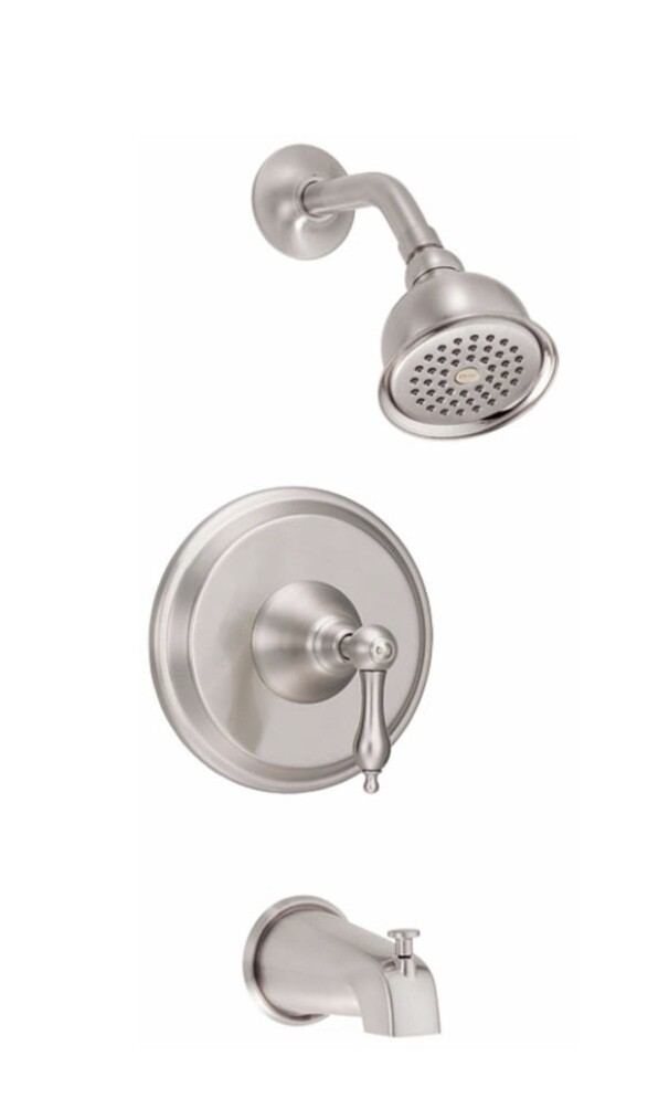 Danze Chrome Pressure Balance Tub & Shower Faucet