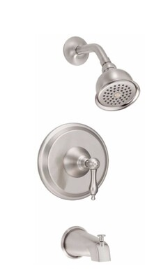 Danze Chrome Pressure Balance Tub & Shower Faucet