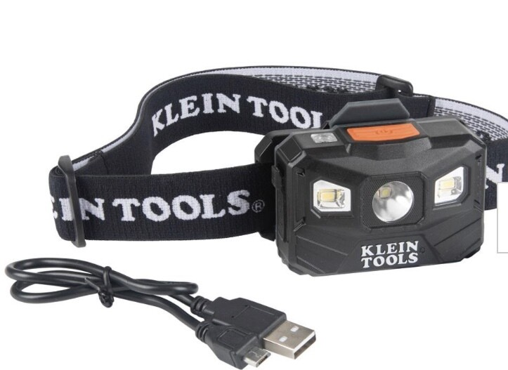 Klein Tools Rechargeable Headlamp
