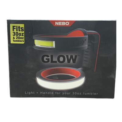Nebo Glow Light + Handle For Tumbler