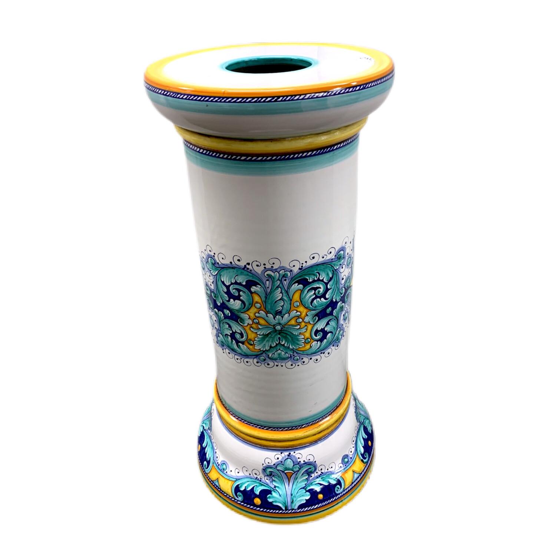 Giallem Pimpinelli Handmade Decorative Large Pedestal