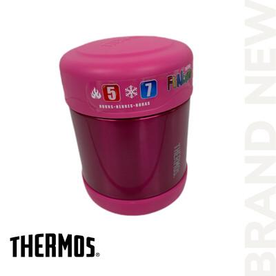 Pink 10 Oz Thermos Food Jar
