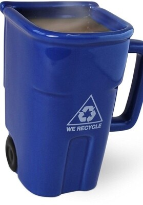 The Recycle Bin Mug