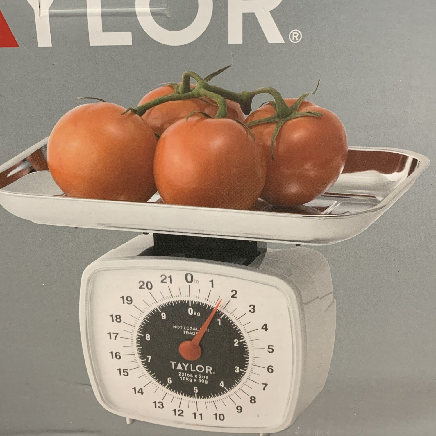 Taylor High Capacity Food Scale