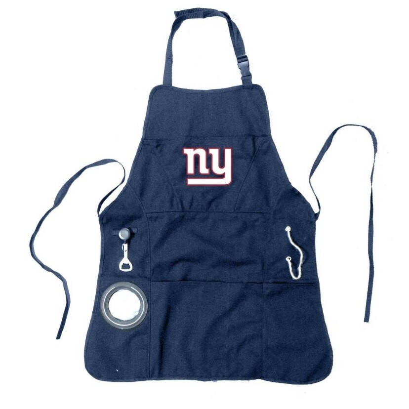 Geniune NFL Giants Grilling Apron