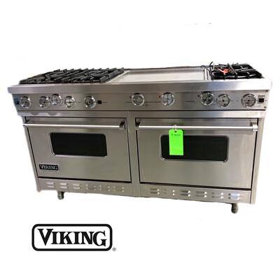 Viking 6 Burner Stove