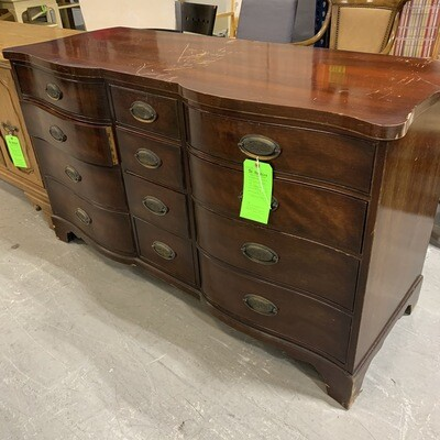 11 Drawer Cherry Dresser
