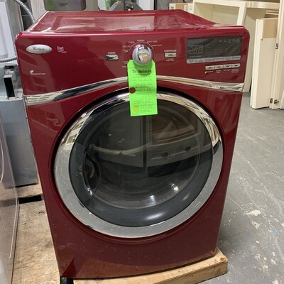Red  Duet Dryer