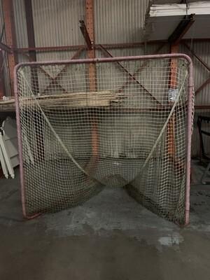 6' X 6'  Lacrosse Net