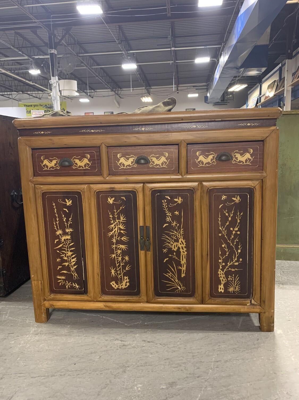 Chinese Cabinet/ Dresser
