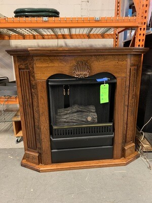 Real Flame Gel Fuel Decorative Fireplace