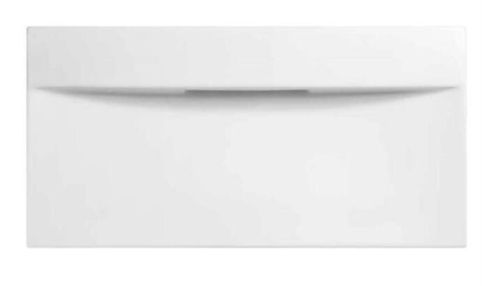 Ronbow Imprint Ceramic Rectangular Vessel Bathroom Sink