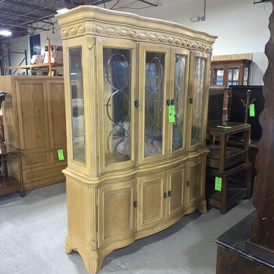Rivers Edge 2pc China Cabinet