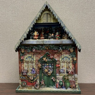Music Box Kingdom Advent Calendar
