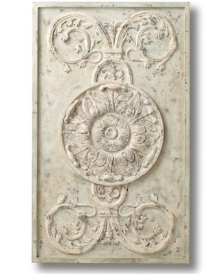 Olivia Rectangular Decorative  Wall Panel