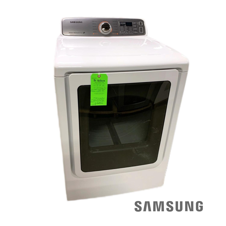 Samsung Steam Moisture Sensor Gas Dryer