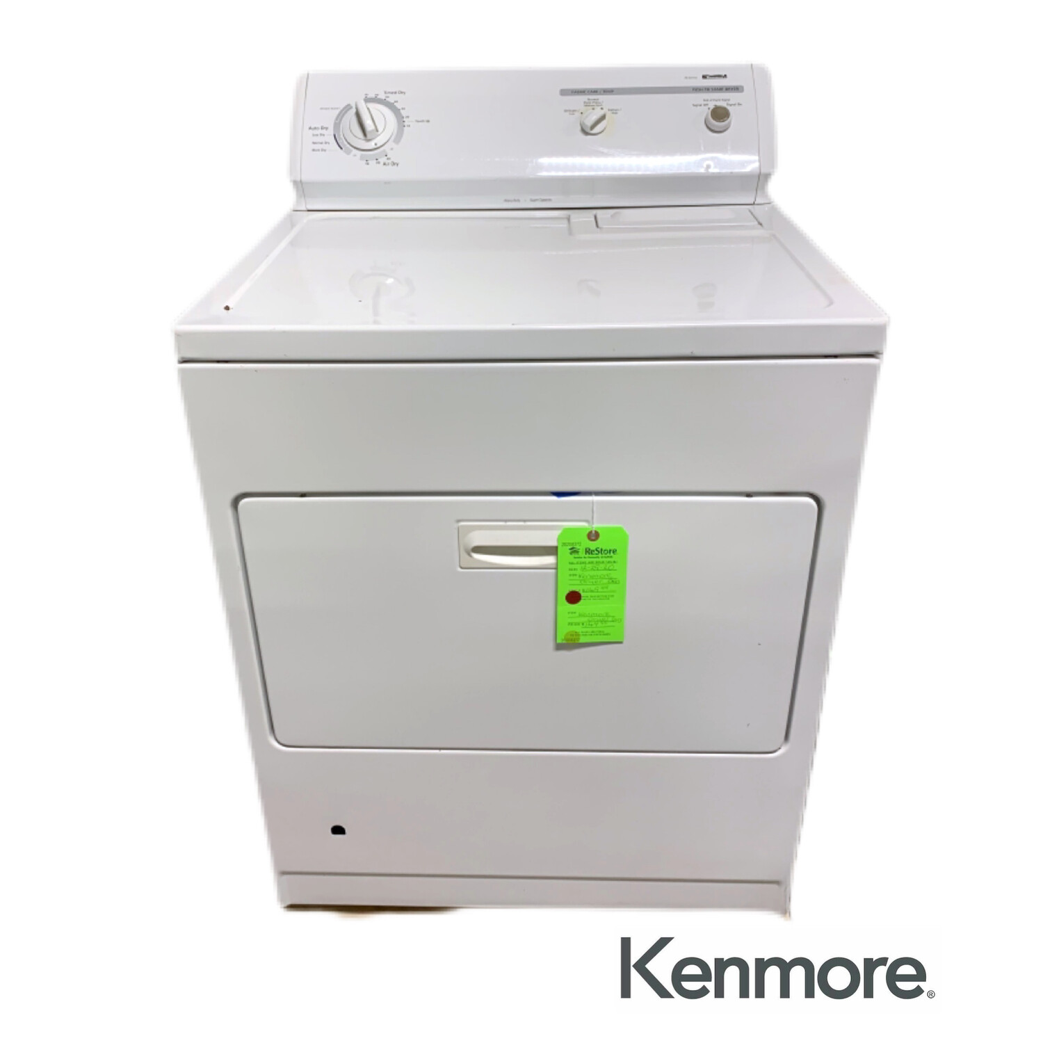 Kenmore Dryer  Gas