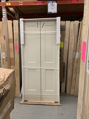 Interior Double Hung Closet Door 37