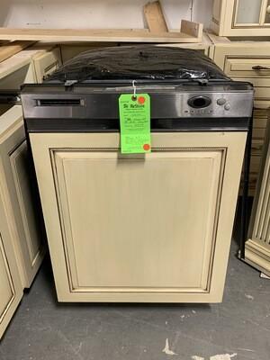 KitchenAid Off White  Door Panel Dishwasher
