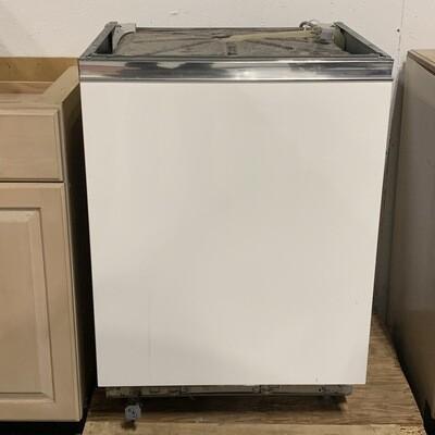 Miele White Dishwasher
