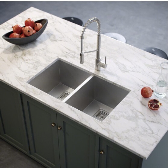 Kraus Khu322 Undermount Kitchen Sink