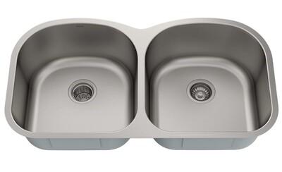 Kraus KBU-28 Undermount Kitchen Sink