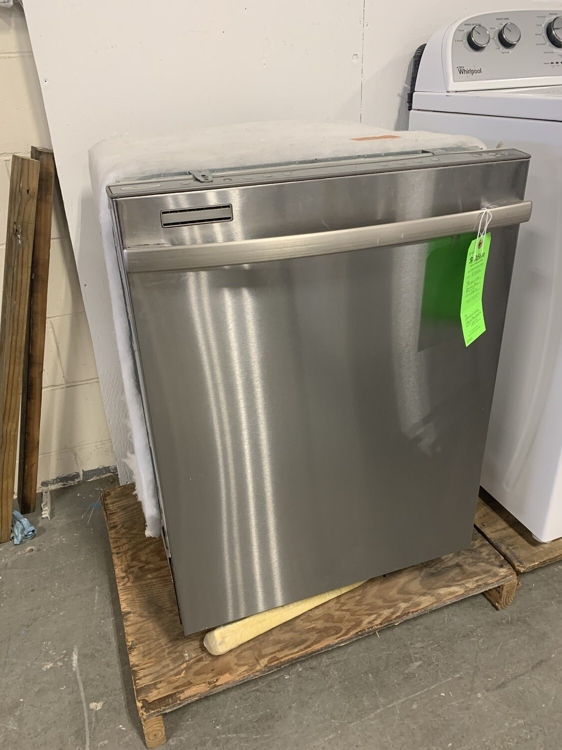 Whirlpool Gold Stainless Steel Dishwasher