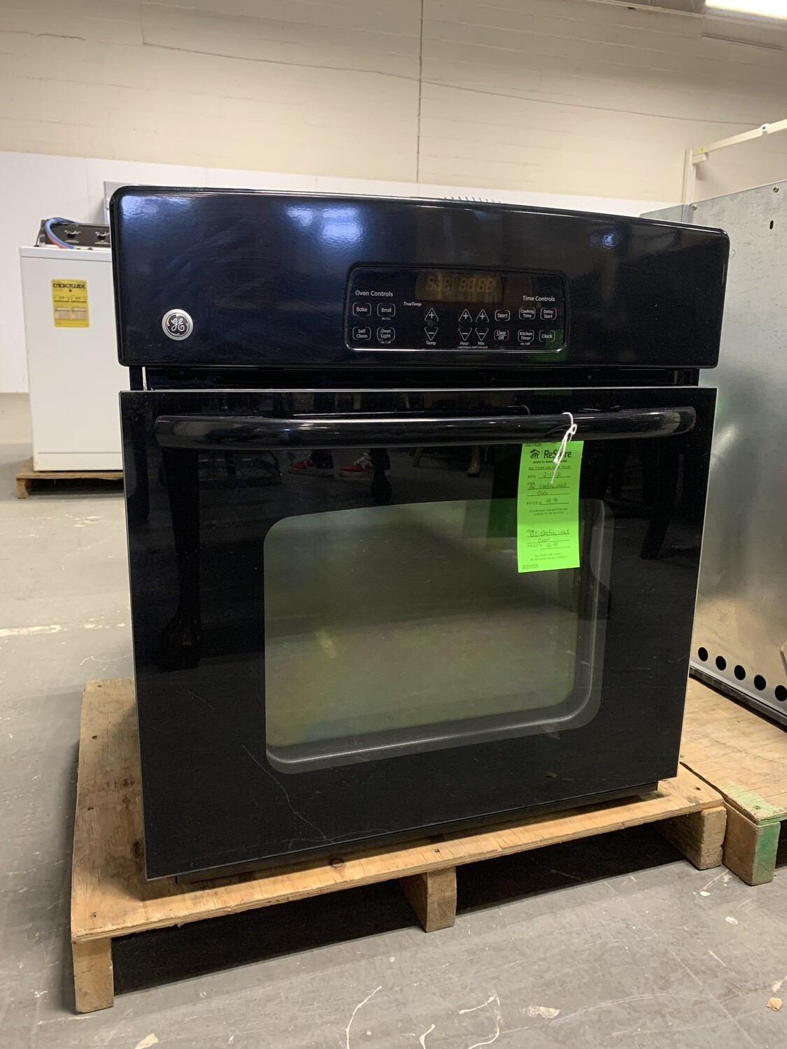 Ge Electric Wall Oven