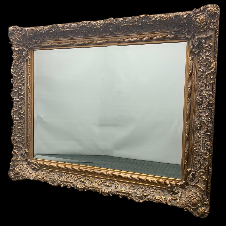 XL Gilt Framed Mirror