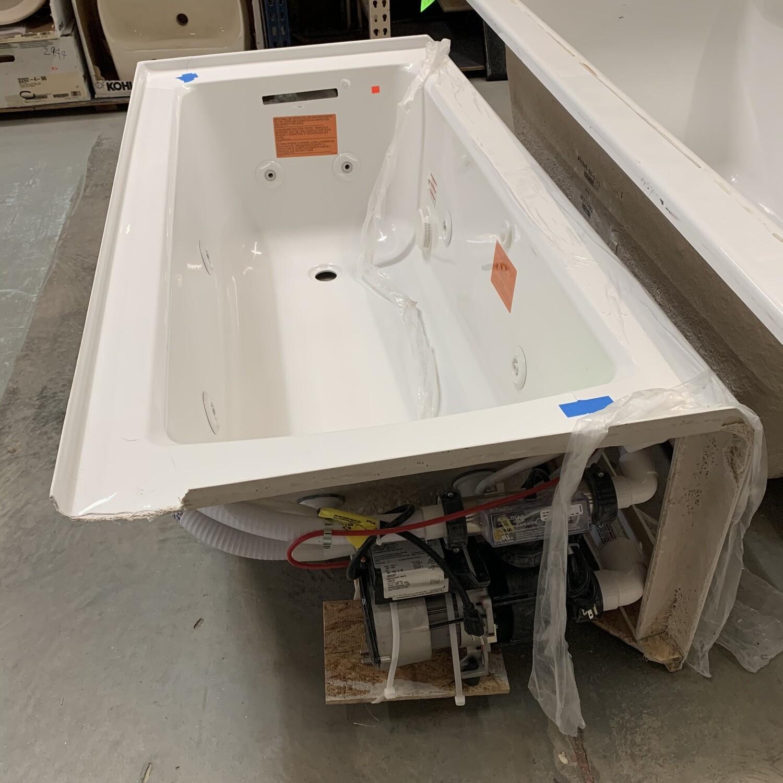 Kohler Jetted Whirlpool Bathtub
