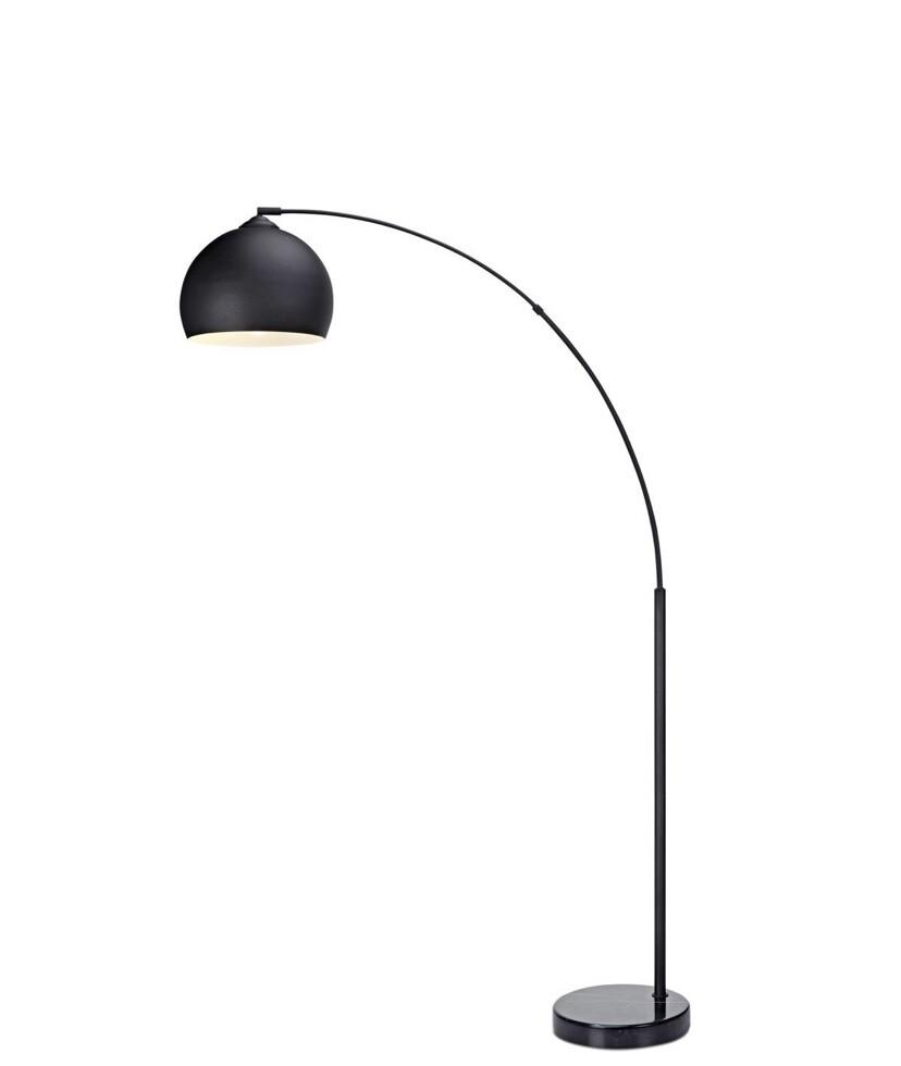 Arquer Floor Lamp - Black