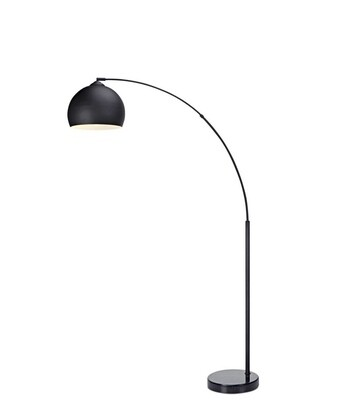 Arquer Floor Lamp - Black