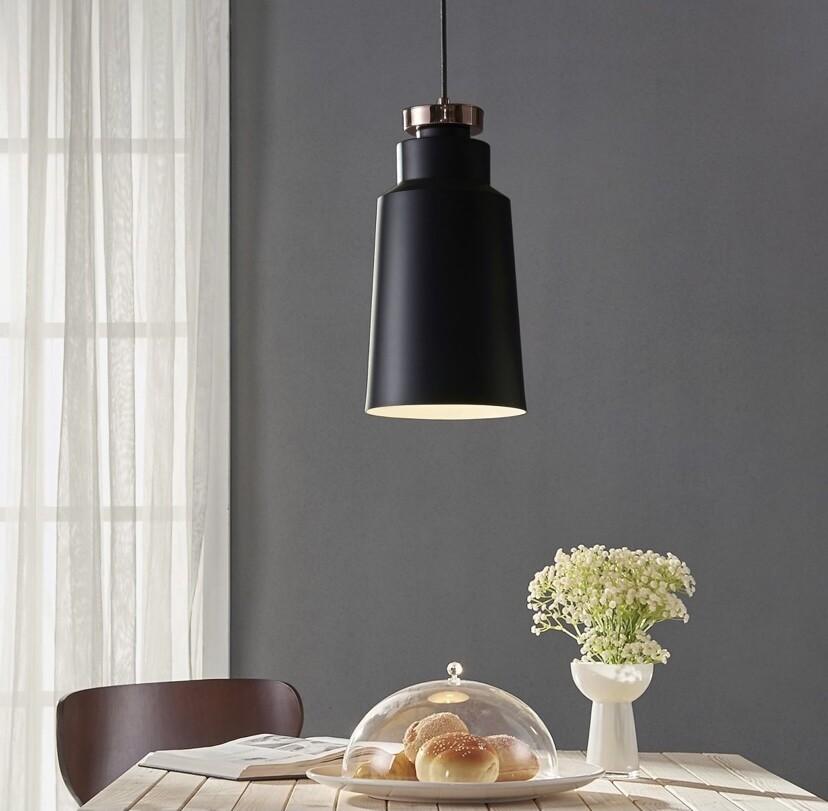 Stile Mini Pendant Light - Black