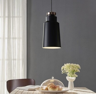 Stile Mini Pendant Light - Black