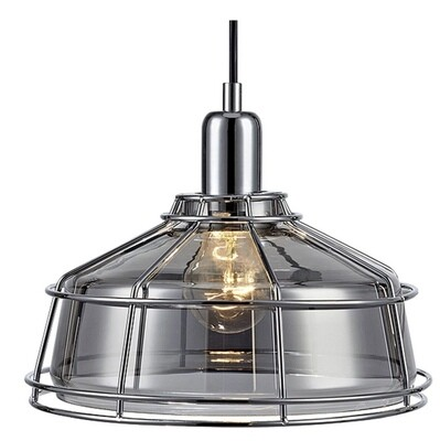 Presenza Mini Pendant Lamp - Chrome